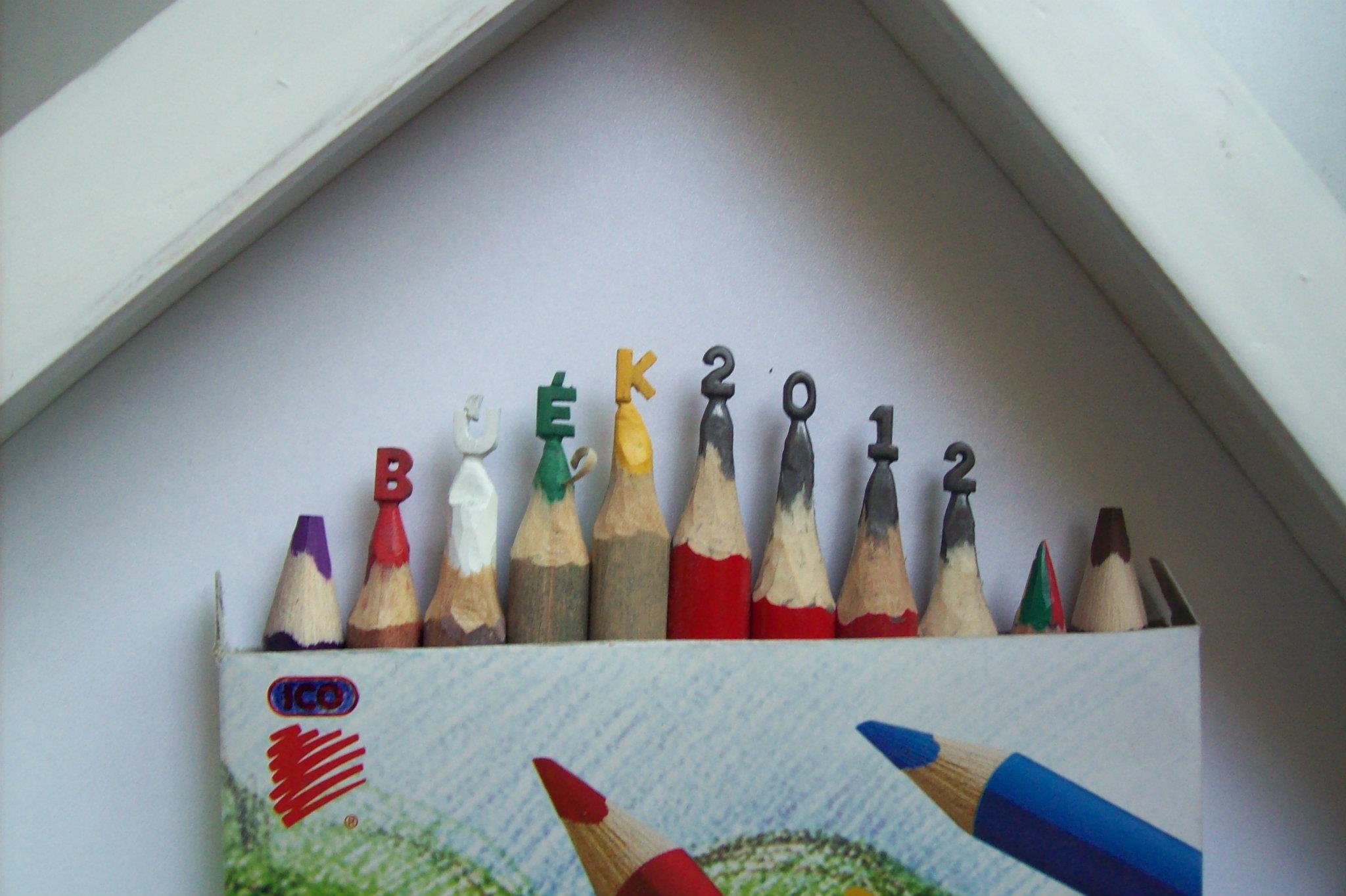 Своими руками подделки из карандаша