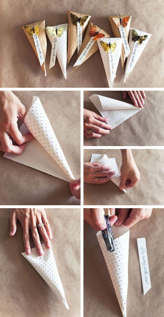 Как быстро и красиво сделать подарок руками